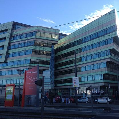 Références tertiaire - Bureau d'études Lyon Rhône Alpes - Alternativ
